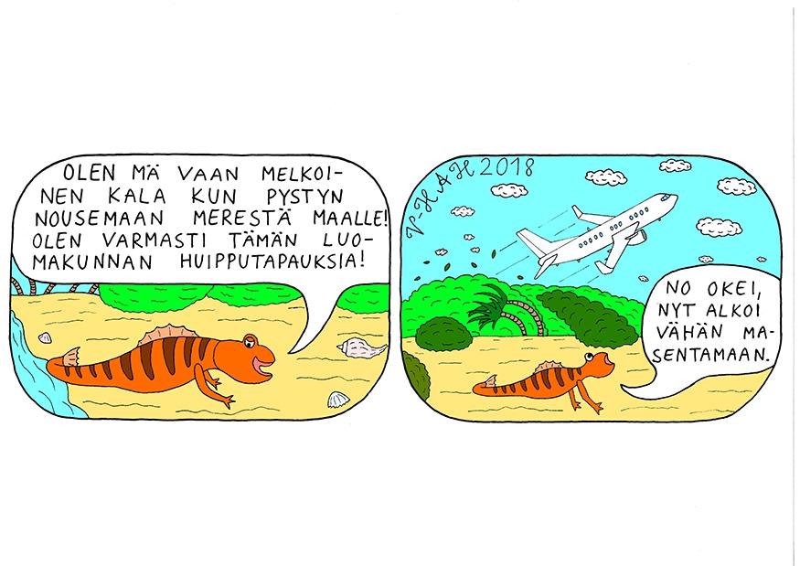 Vesa-Heikki Hietanen Kuplivaa elämää 13