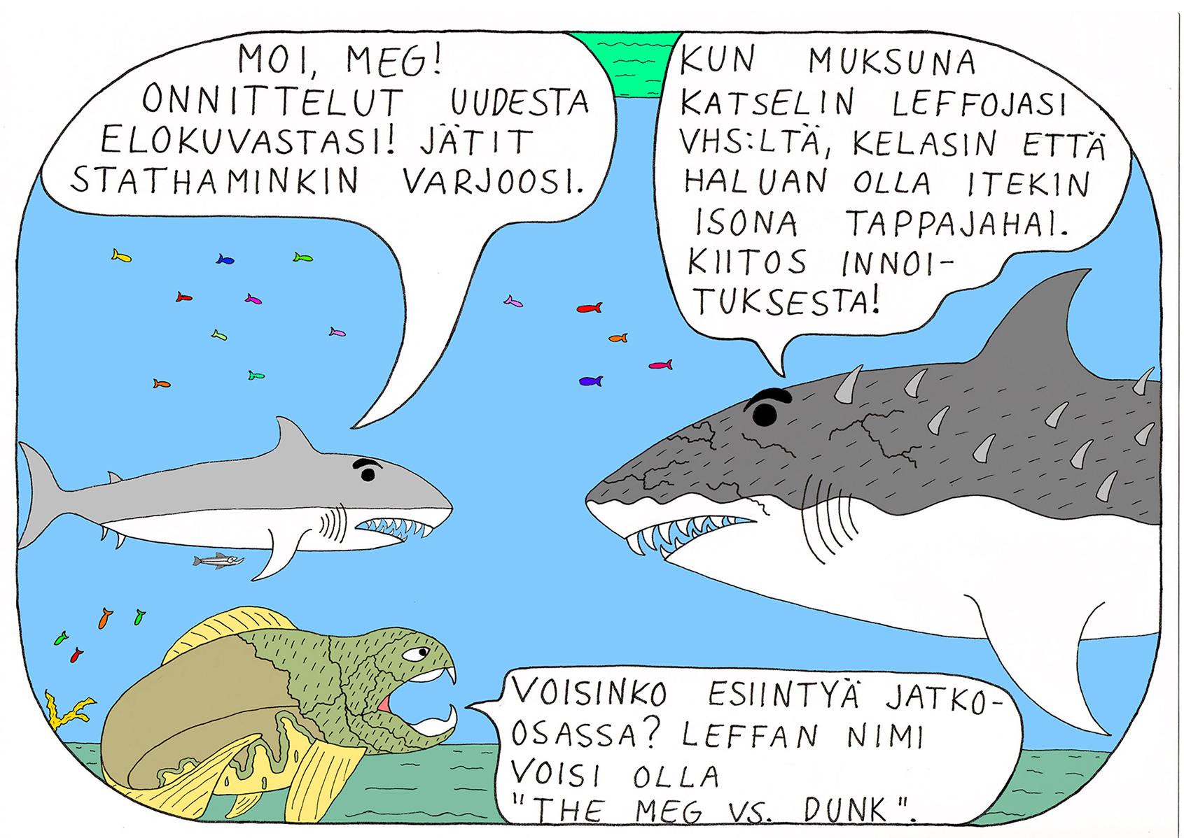 Vesa-Heikki Hietanen Kuplivaa elämää 23