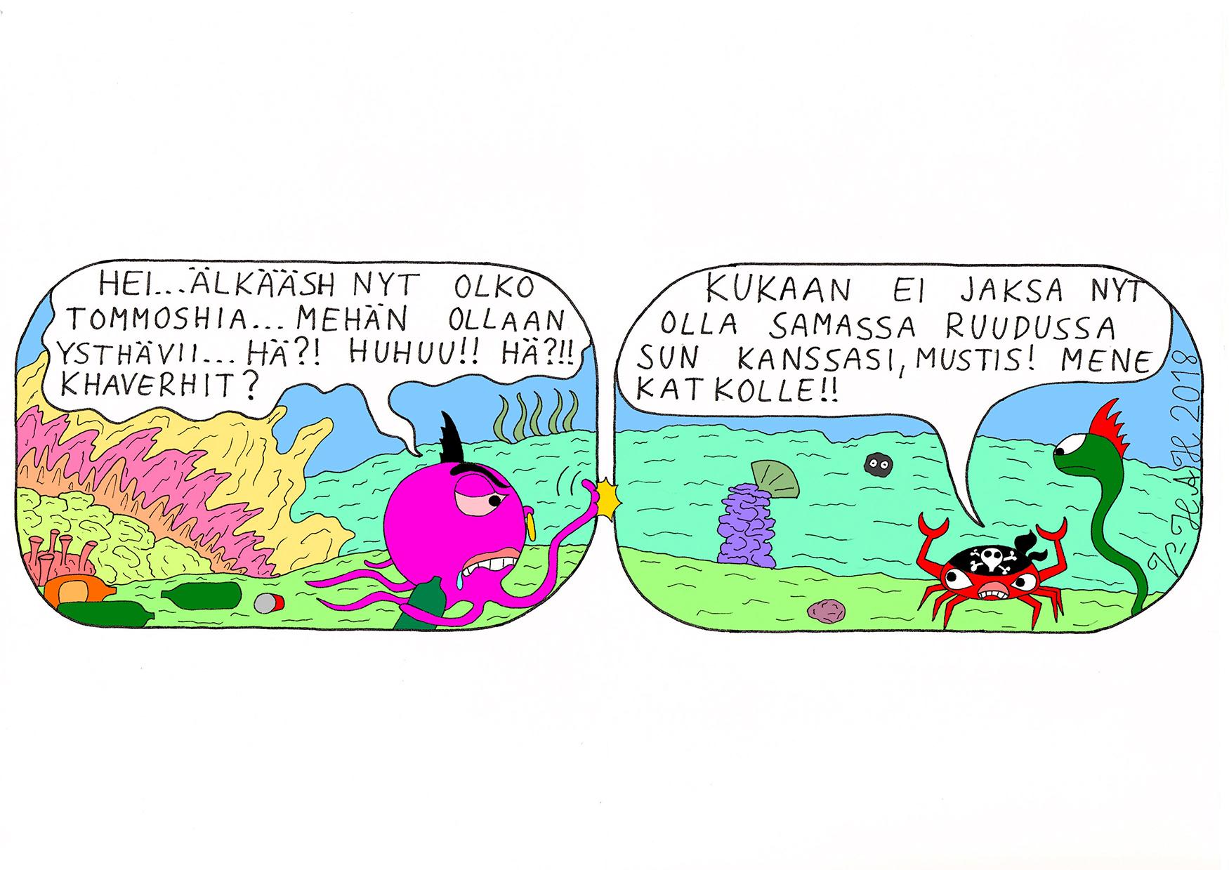Vesa-Heikki Hietanen Kuplivaa elämää 26