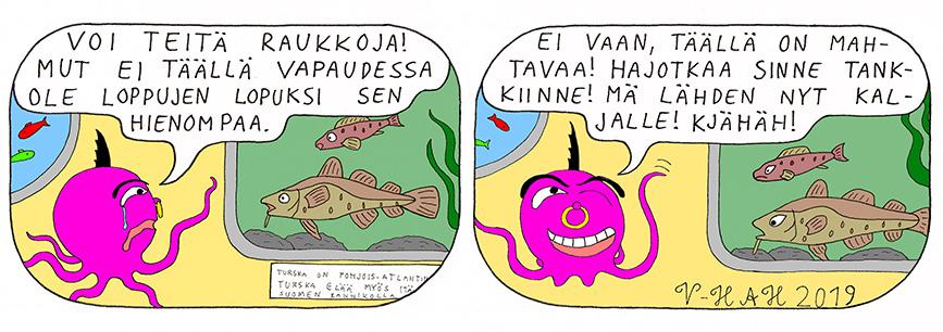 Vesa-Heikki Hietanen Kuplivaa elämää 220