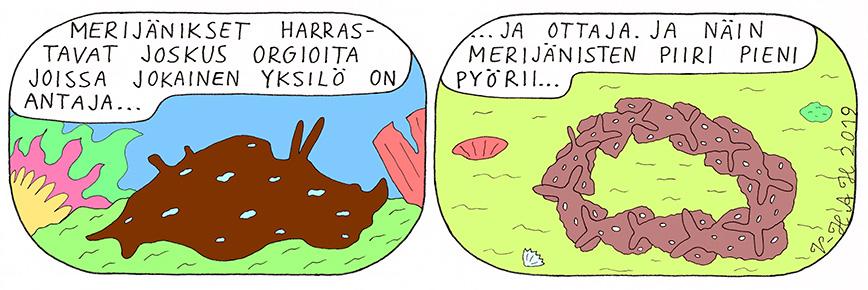 Vesa-Heikki Hietanen Kuplivaa elämää 223
